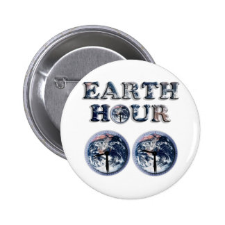 Earth Hour - Earth Text w Clocks 830-930 Button