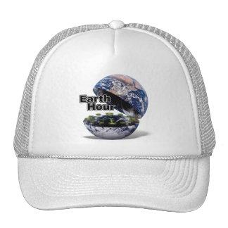 Earth Hour Trucker Hats
