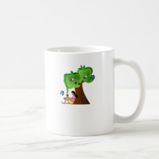 earth hour coffee mug
