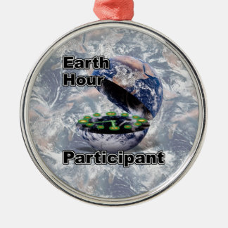 Earth Hour Participant Ornaments