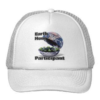 Earth Hour Participant Mesh Hat