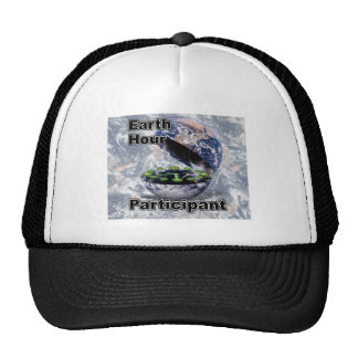Earth Hour Participant Trucker Hat