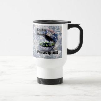 Earth Hour Participant Mug