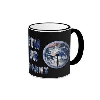 Earth Hour Participant (w/Clocks) Mugs