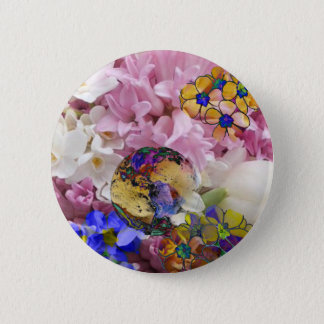 Earth in a New life 6 Cm Round Badge