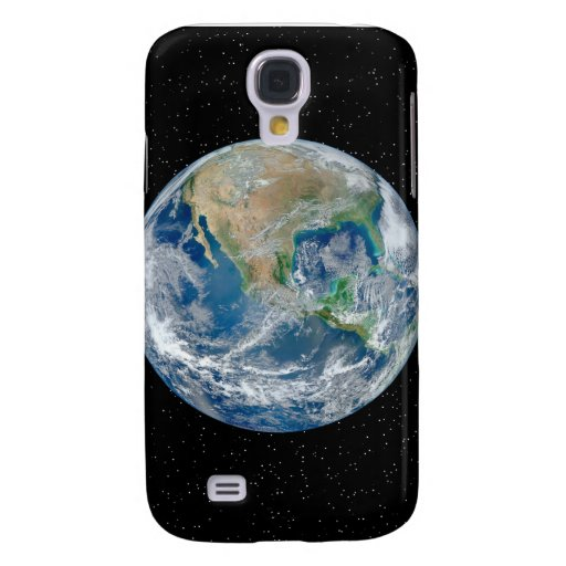 Earth In Star Field - Multiple Products Samsung Galaxy S4 Case