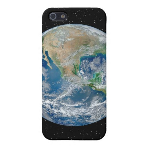 Earth In Star Field - Multiple Products Cases For iPhone 5