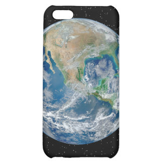 Earth In Star Field - Multiple Products Cover For iPhone 5C