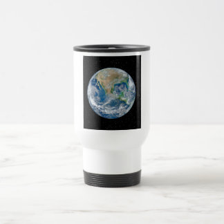 Earth In Star Field - Multiple Products Stainless Steel Travel Mug