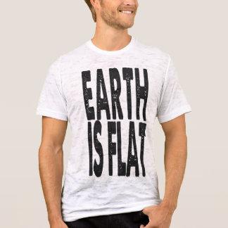 Earth is Flat - CLASSIC T-Shirt