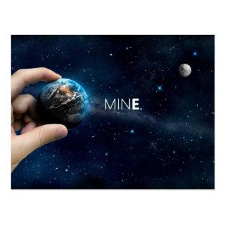 Earth is Mine Postcard