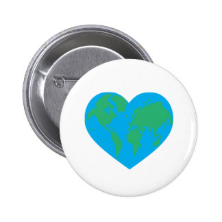 Earth Love Pin