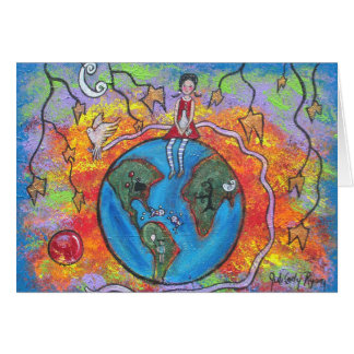 Earth Love Note Cards