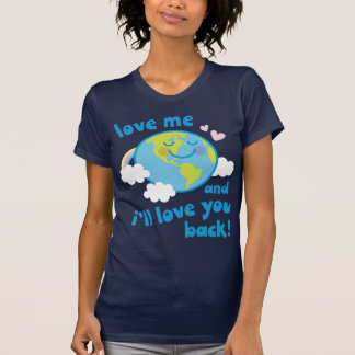Earth Love T Shirt