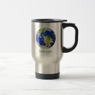 Earth Love Travel Mug