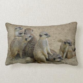 Earth male family as Dekokissen Lumbar Cushion