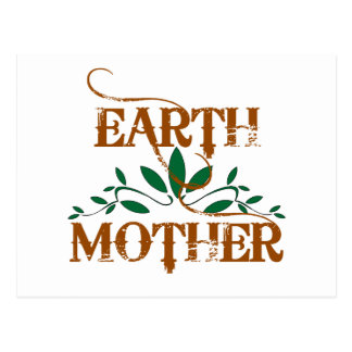 Earth Mother Postcards