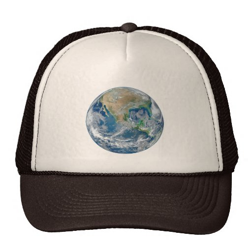 Earth  - Multiple Products Trucker Hats