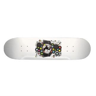 Earth_Music Skate Board Decks
