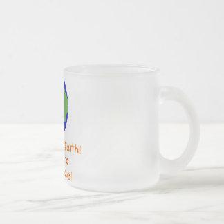 Earth No 2nd Chances T-shirts and Gifts Mugs