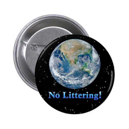 Earth No Littering - Multiple Products Buttons