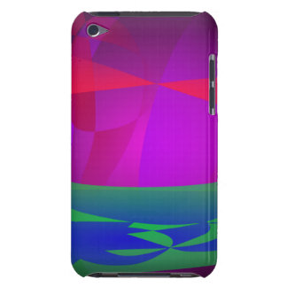 Earth Ocean Grass Barely There iPod Cases