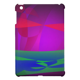 Earth Ocean Grass Cover For The iPad Mini