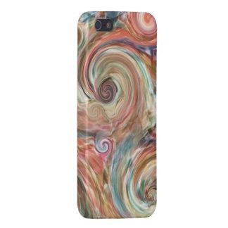 Earth Pastel Swirls Phone Case iPhone 5/5S Case