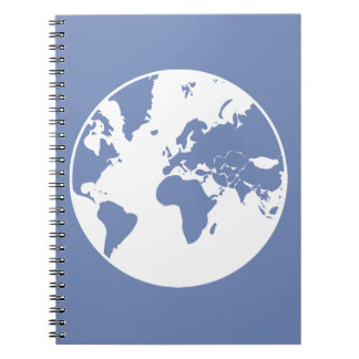 Earth / Photo Notebook (80 Pages B&W)