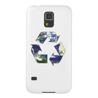 Earth - Recycling Galaxy S5 Case