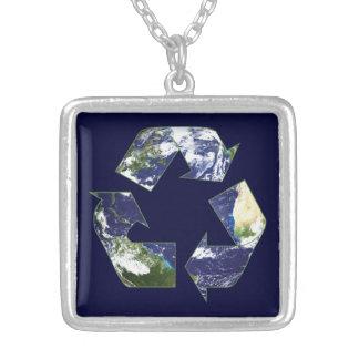 Earth - Recycling Custom Jewelry