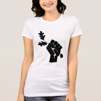 Earth Revolution with Oak T-shirt