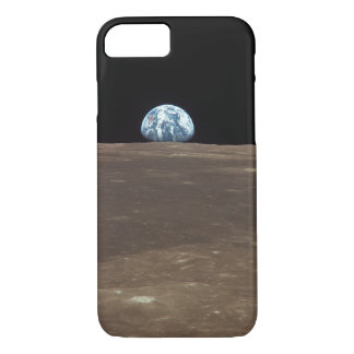 Earth Rise from Apollo 11. iPhone 7 Case