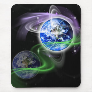 Earth s Ascension Mouse Pad