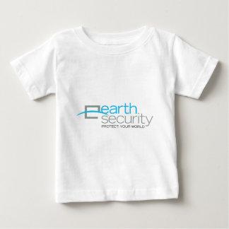 Earth Security  logo-wear Baby T-Shirt