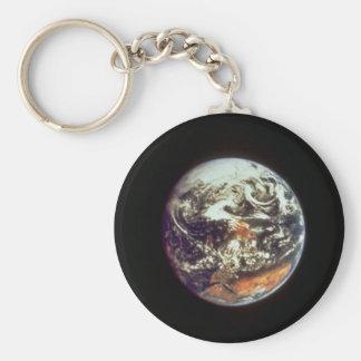 Earth, seen from Apollo 17, 1972, courtesy of NASA Key Ring