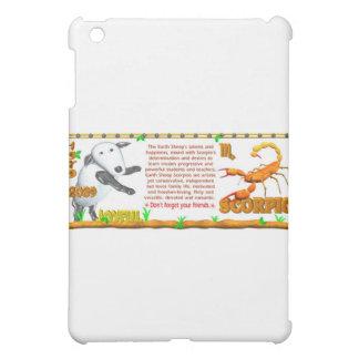 Earth Sheep zodiac born in  Scorpio 1979 iPad Mini Covers