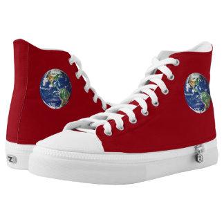 Earth Shoe Printed Shoes
