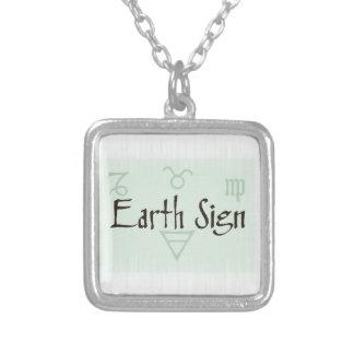 Earth SIgns Custom Jewelry