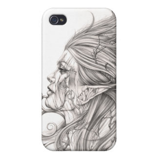 """Earth Soul"" - Dryad iPhone 4/4S Covers"