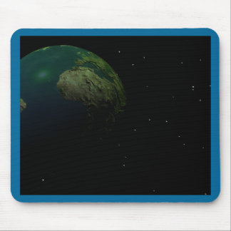 Earth Space Odyssey Collection Mouse Pad