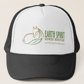 Earth Spirit Horse Rescue Inc. Hat - 2