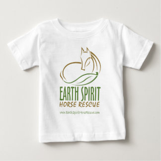 Earth Spirit Horse Rescue Infant! Baby T-Shirt