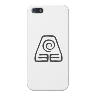 Earth Symbol Cover For iPhone 5/5S