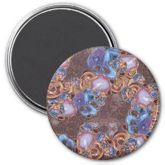 Earth Tone Beauty Magnet