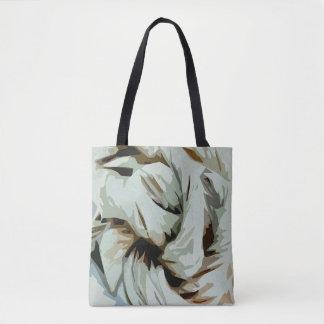 Earth Tone Earthy Abstract Art Tote Bag