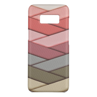 Earth Tone Ribbon Pattern Case-Mate Samsung Galaxy S8 Case