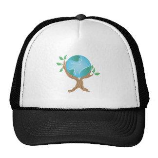 Earth Tree Cap