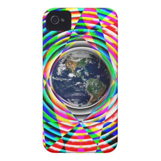 Earth Vibes Blackberry Bold 9700/9780 Case iPhone 4 Cases