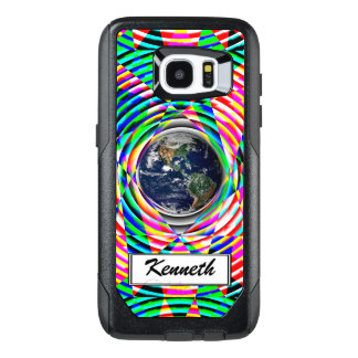 Earth Vibes by Kenneth Yoncich OtterBox Samsung Galaxy S7 Edge Case